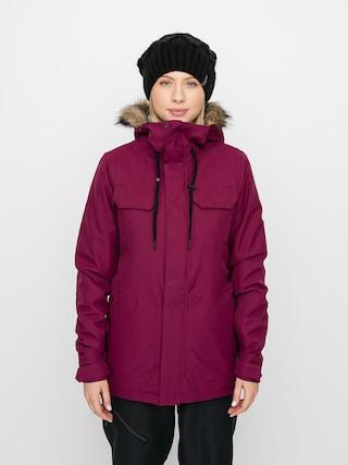 Kurtka snowboardowa Volcom Shadow Ins Wmn (vibrant purple)
