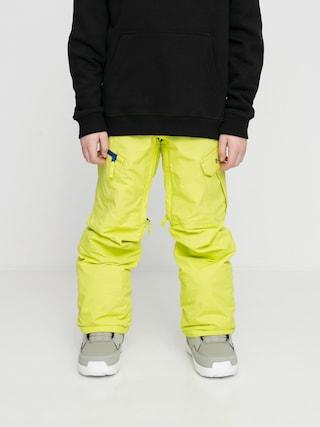 Spodnie snowboardowe Burton Exile Cargo (limeade)