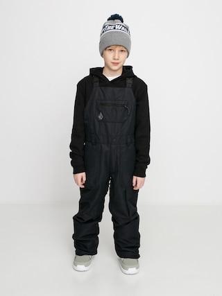Spodnie snowboardowe Volcom Barkley Bib Overall (black)