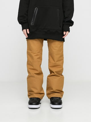 Spodnie snowboardowe Volcom Bridger Ins Wmn (burnt khaki)