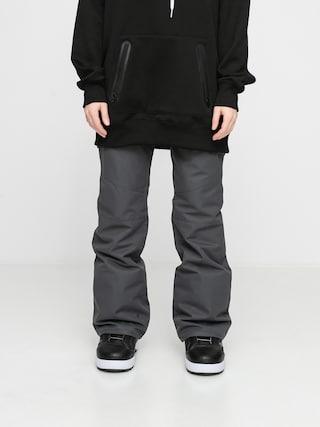 Spodnie snowboardowe Volcom Bridger Ins Wmn (dark grey)