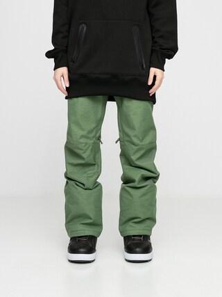 Spodnie snowboardowe Roxy Nadia Wmn (bronze green)