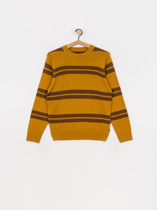 Bluza Brixton Wes Sweater (maize/bison)