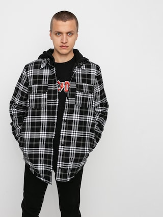 Bluza aktywna Volcom Field Ins Flannel (black)