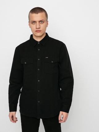 Koszula Brixton Davis Reserve Ls (black)
