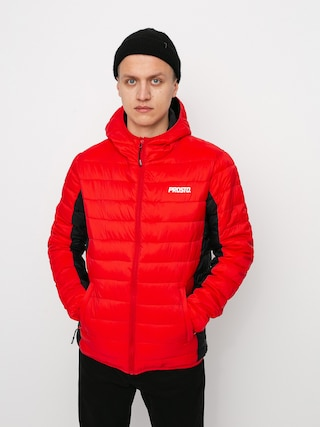 Kurtka Prosto Ultralight (red)