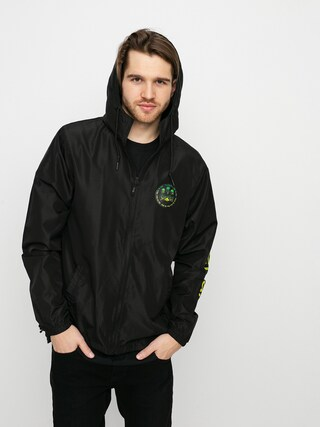 Kurtka Emerica Nightcrawler Windbreaker (black)