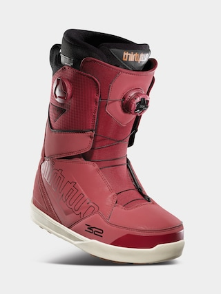 Buty snowboardowe ThirtyTwo Lashed Double Boa (red)