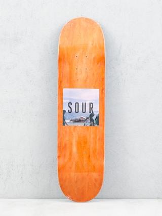 Deck Sour Solution Box Logo (lomar belly)