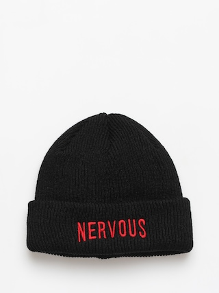 Czapka zimowa Nervous Nervlix (black)