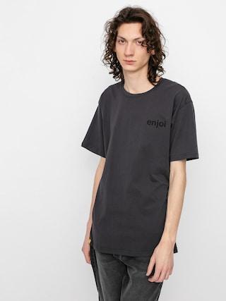 T-shirt Enjoi Premium Panda (vintage black)