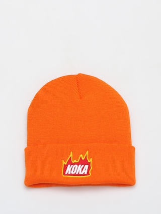 Czapka zimowa Koka Fire (orange)