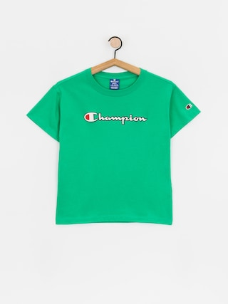 T-shirt Champion Crewneck 112650 Wmn (mint)