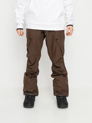 Spodnie snowboardowe Volcom Articulated (black military)