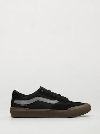 Buty Vans Berle Pro (black/dark gum)