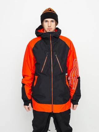 Kurtka snowboardowa ThirtyTwo Tm Jacket (black/orange)