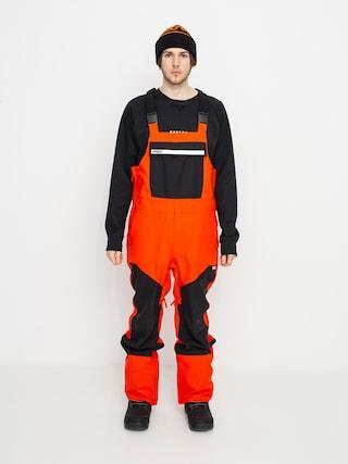 Spodnie snowboardowe ThirtyTwo Basement Bib (orange)