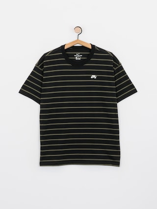 T-shirt Nike SB YD Strip (black/cargo khaki)