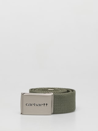 Pasek Carhartt WIP Clip Chrome (dollar green)