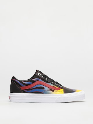 Buty Vans Old Skool (racer black/red)