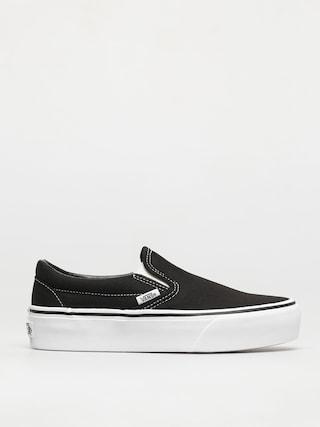Buty Vans Classic Slip On Platform (black)