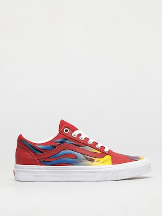 Buty Vans Old Skool (racer red/true blue)