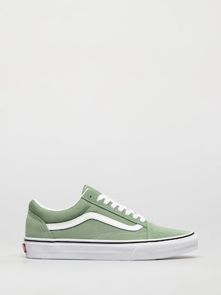 Buty Vans Old Skool (shale green/true white)