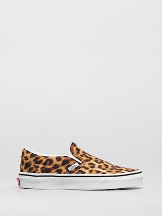Buty Vans Classic Slip On (leopard black/true white)