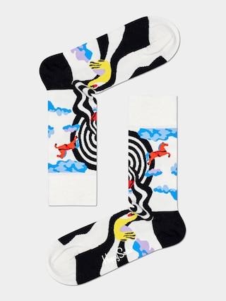 Skarpetki Happy Socks Circus (white)