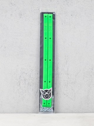 Railsy Pig Pig Rails (green)
