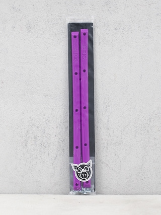 Railsy Pig Pig Rails (purple)