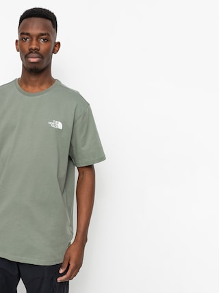 T-shirt The North Face Simple Dome (agave green)