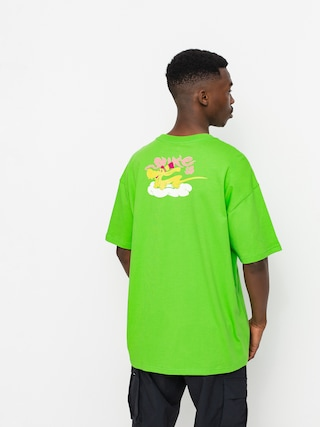 T-shirt Nike SB Micro Logo (mean green)