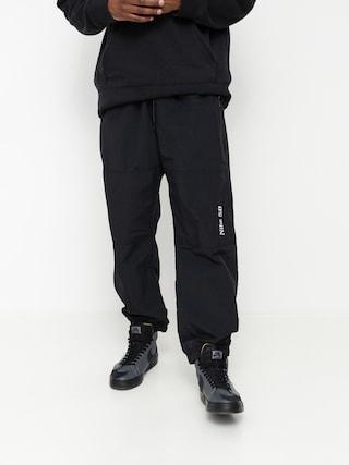 Spodnie Nike SB Left Leg Logo (black/white)
