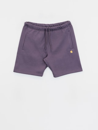Szorty Carhartt WIP Chase (provence/gold)