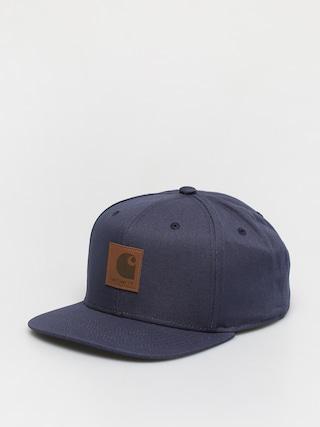 Czapka z daszkiem Carhartt WIP Logo ZD (blue)