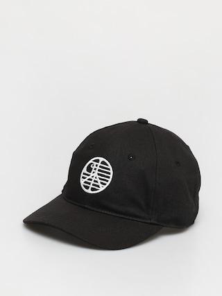 Czapka z daszkiem Carhartt WIP Insignia ZD (black/white)