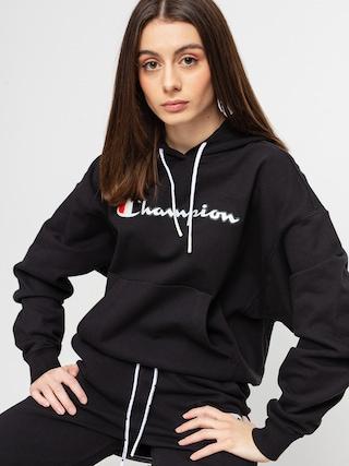 Bluza z kapturem Champion Sweatshirt HD 112638 Wmn (nbk)