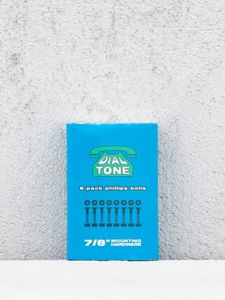 Montau017cu00f3wki Dial Tone Matchbook Bolts Phillips (blue)