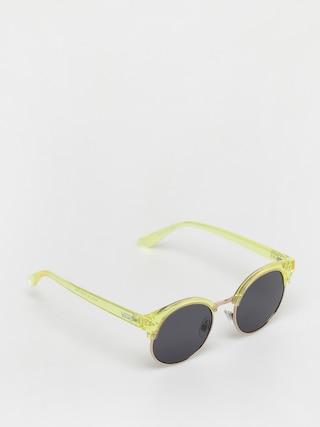 Okulary przeciwsu0142oneczne Vans Rays For Daze Wmn (sunny lime)