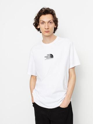 T-shirt The North Face Fine Alpine Equipment (tnf white/tnf black)