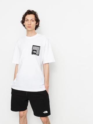 T-shirt The North Face Black Box Cut (tnf white)