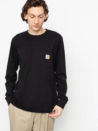 Longsleeve Carhartt WIP Pocket (black)