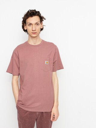T-shirt Carhartt WIP Pocket (malaga)