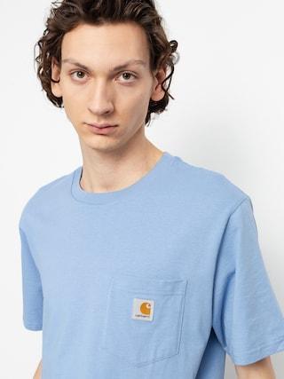 T-shirt Carhartt WIP Pocket (wave)