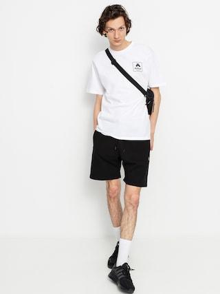 T-shirt Carhartt WIP Peace State (white/black)