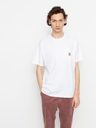 T-shirt Carhartt Pocket (white)