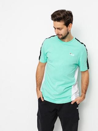 T-shirt Fila Altan (biscay green/bright white/black)