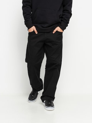 Spodnie Malita Chino Log Sl (black)