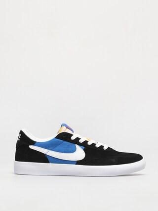 Buty Nike SB Heritage Vulc (black/white signal blue safety orange)